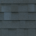 Atlantic Blue Shingles For Storage Shed