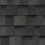 Charcoal Grey Shingles For Storage Shed