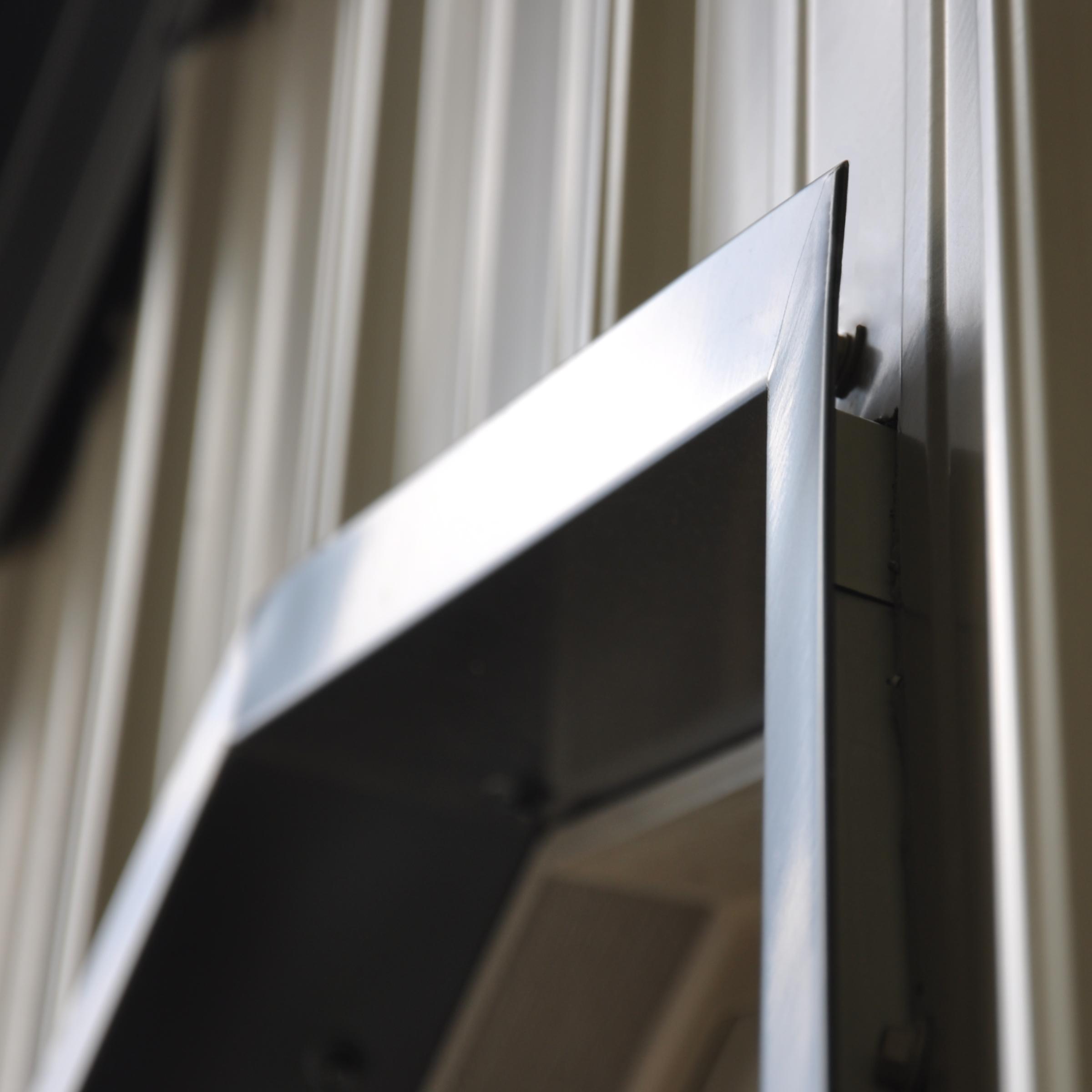 Insulated Metal Outdoor Storage Building Matthews NC