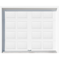 Garage Door Shed