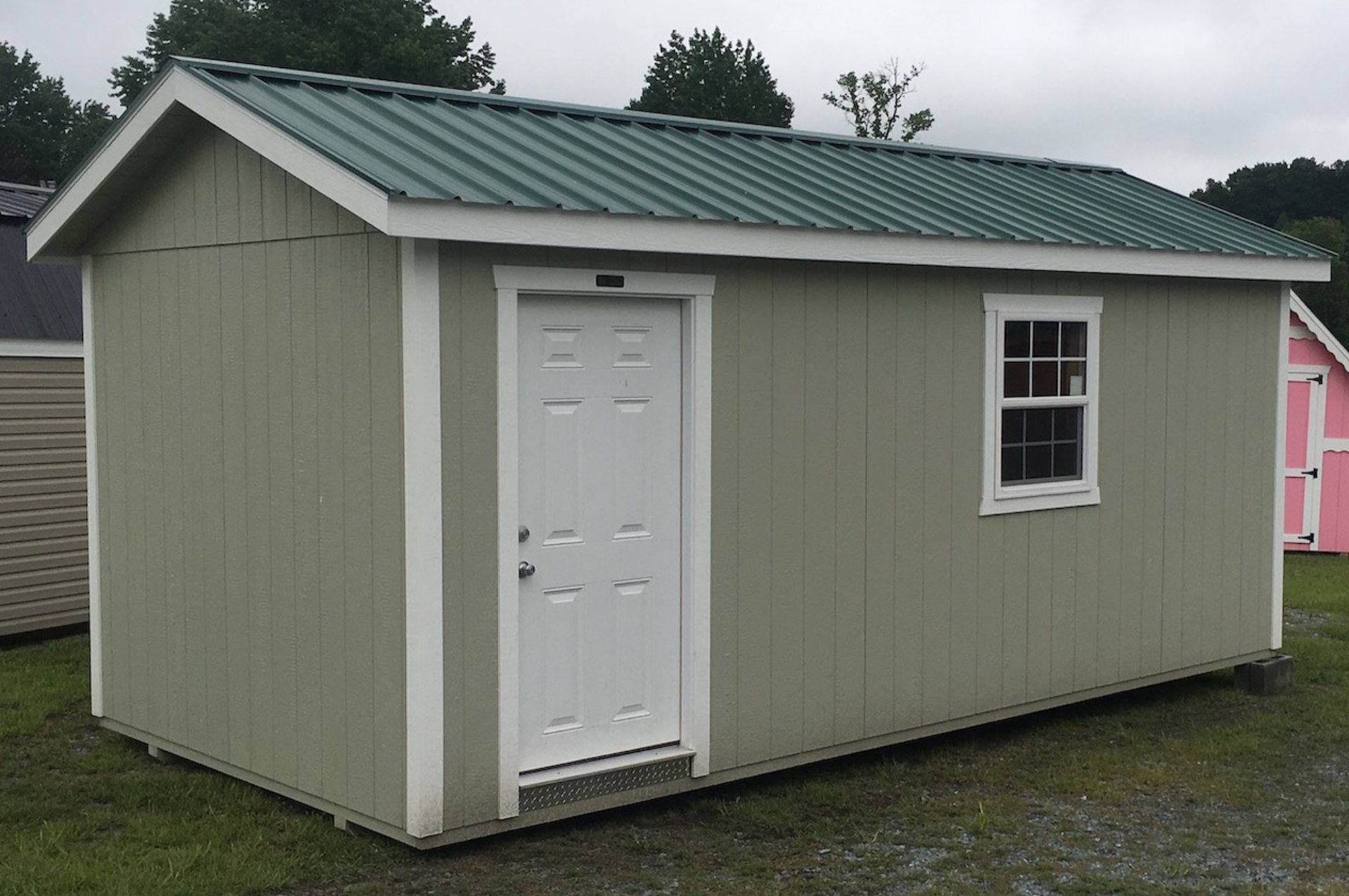 Outdoor Storage Shed Wesley Chapel NC