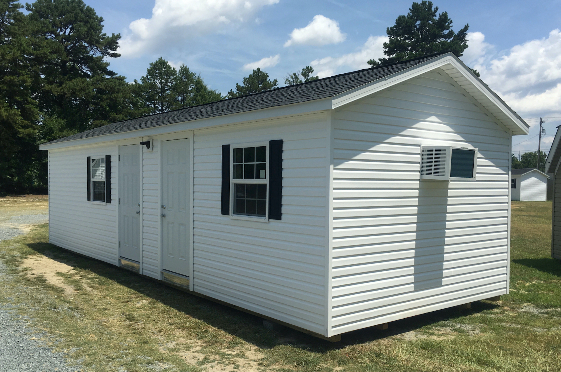 Cooled Storage Shed Near Me