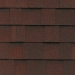 Monaco Red Shingles For Storage Shed