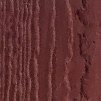 paint sample mountain red