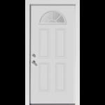Storage Building Door With Window