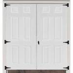 Steel Double Doors
