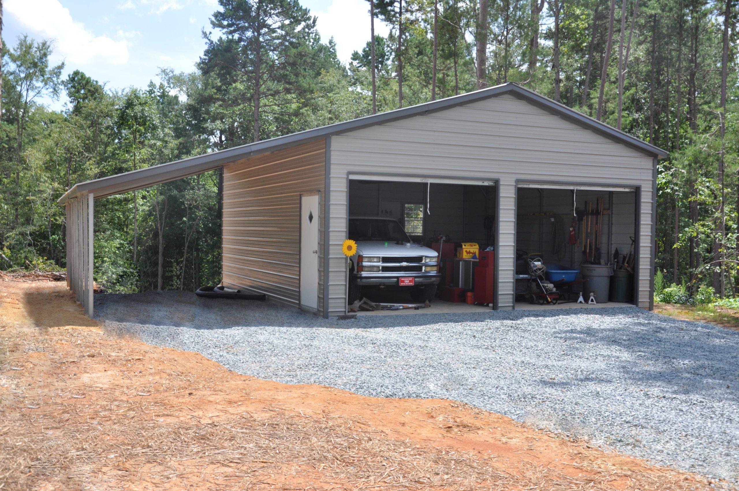 custom build Garage