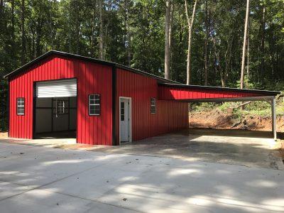 Storage Steel Garage