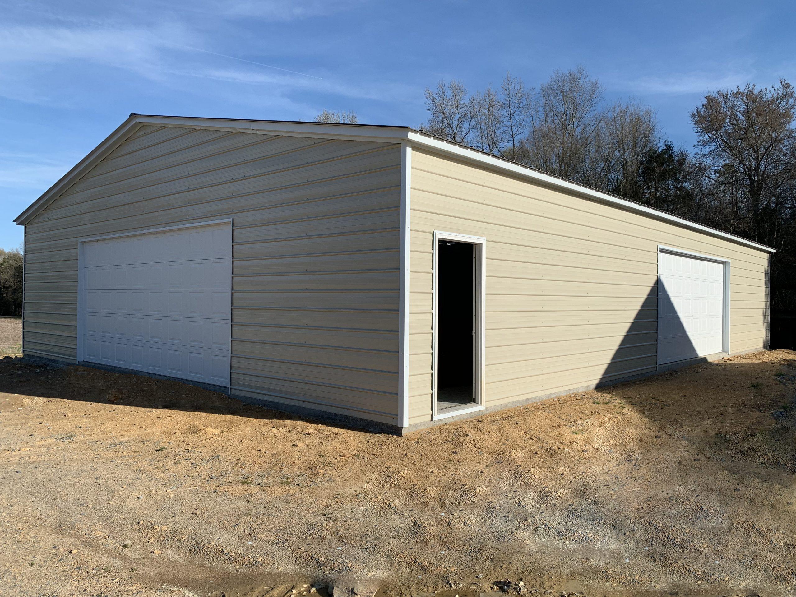 Steel Garage Harrisburg NC