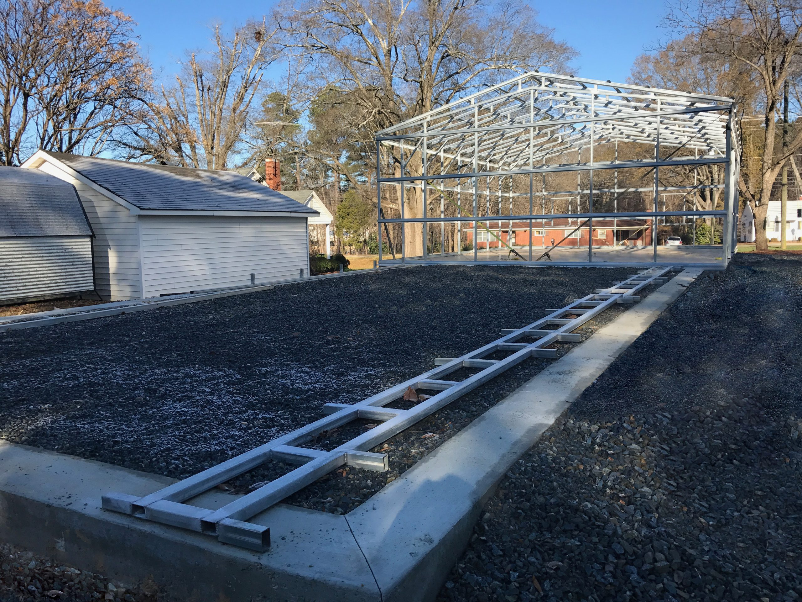 Outdoor Steel Buildings Builder