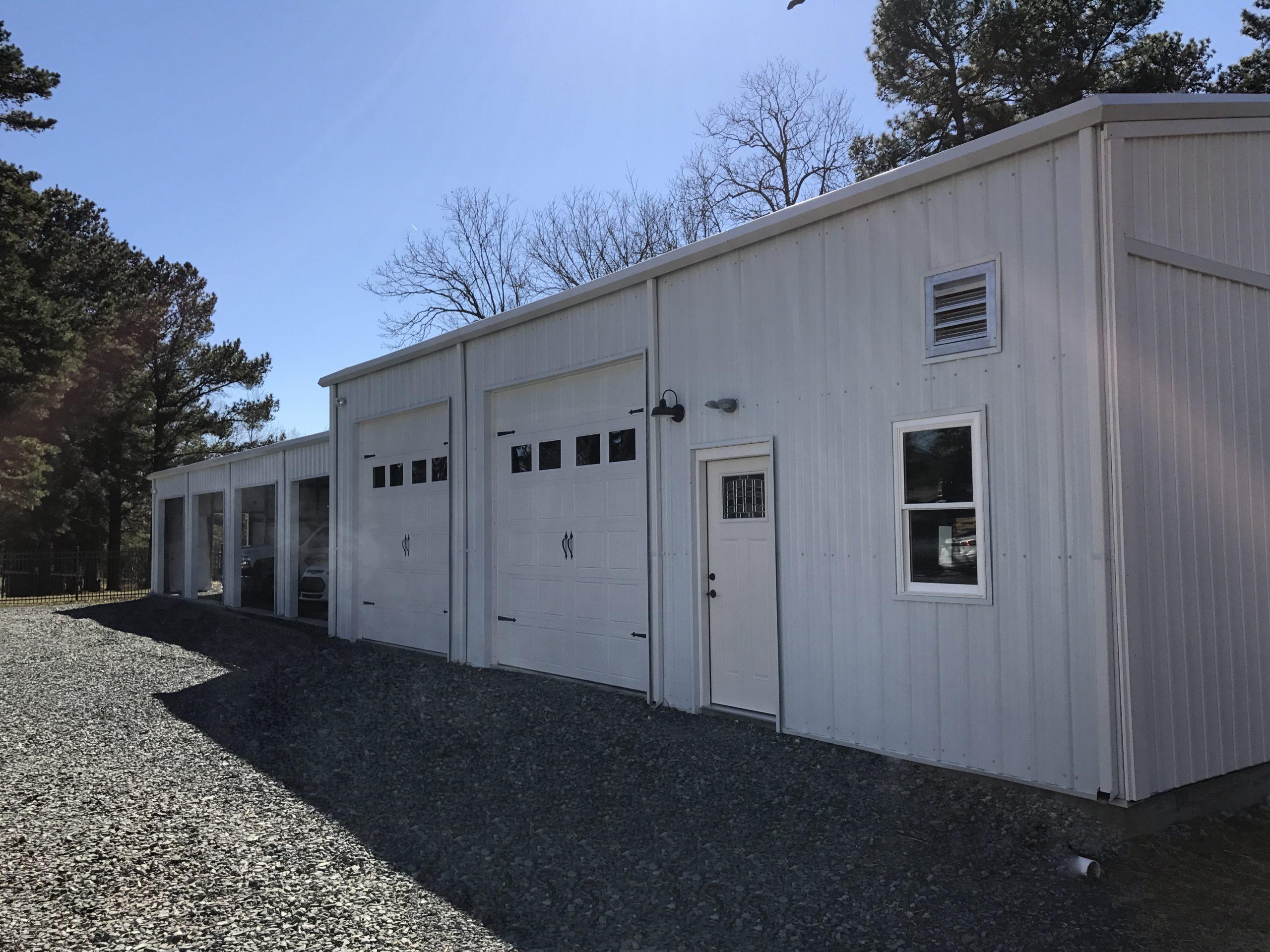 custom meta Storage buildings